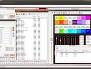 Q Light Controller 3.2.0-3 on Ubuntu 11.04