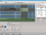 QLC+ Show panel multitrack view