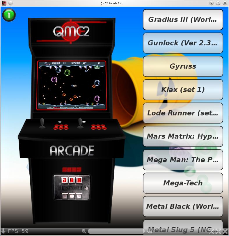 M A M E  Catalog / Launcher II download | SourceForge net