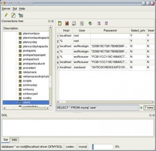 Windows 7 QT SQL Monitor 1.3.7 full