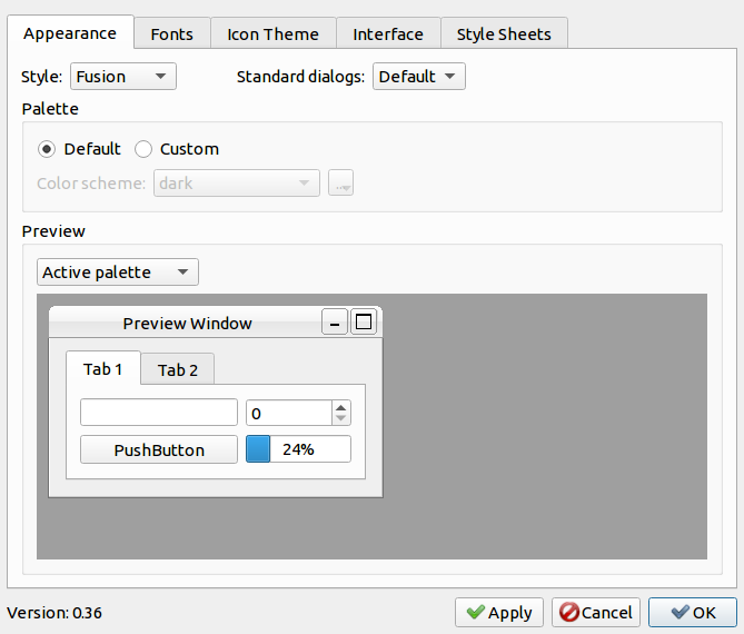 qt5ct download | SourceForge net