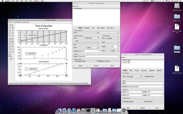 QtGrace download | SourceForge net