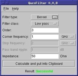 quite universal circuit simulator download sourceforge netqucs filter tool