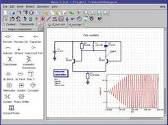 quite universal circuit simulator download sourceforge net rh sourceforge net Electrical Wiring Diagrams Programs Automotive Wiring Diagrams
