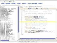 WebIDE, Web Based IDE with color syntax source code editing