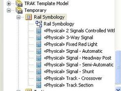 Initial Model Package Structure - showing classes