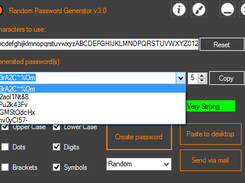 Multiple Password