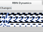 Network dynamics for a Classic RBN with N=15 K=3
