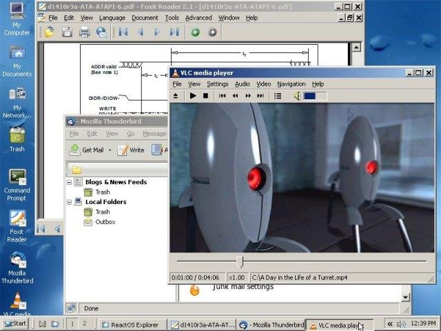 ReactOS download | SourceForge net