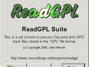 About Dialog from ReadGPL-GUI