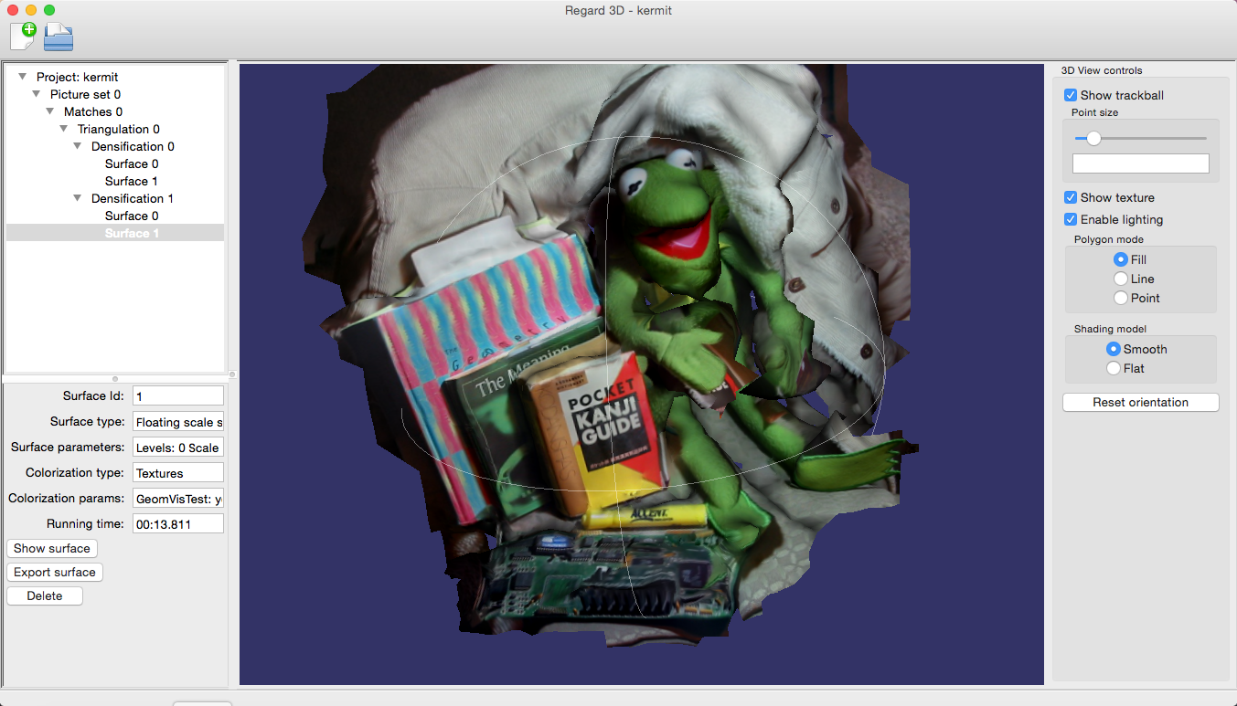 Regard3D download | SourceForge net
