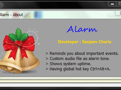 About Alarm