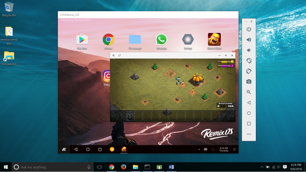 Remix OS Player download | SourceForge net