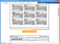 Image Viewer - Perfect for viewing a lot of linked wireframes