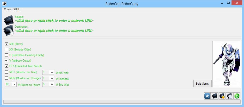 RoboCop RoboCopy download | SourceForge.net