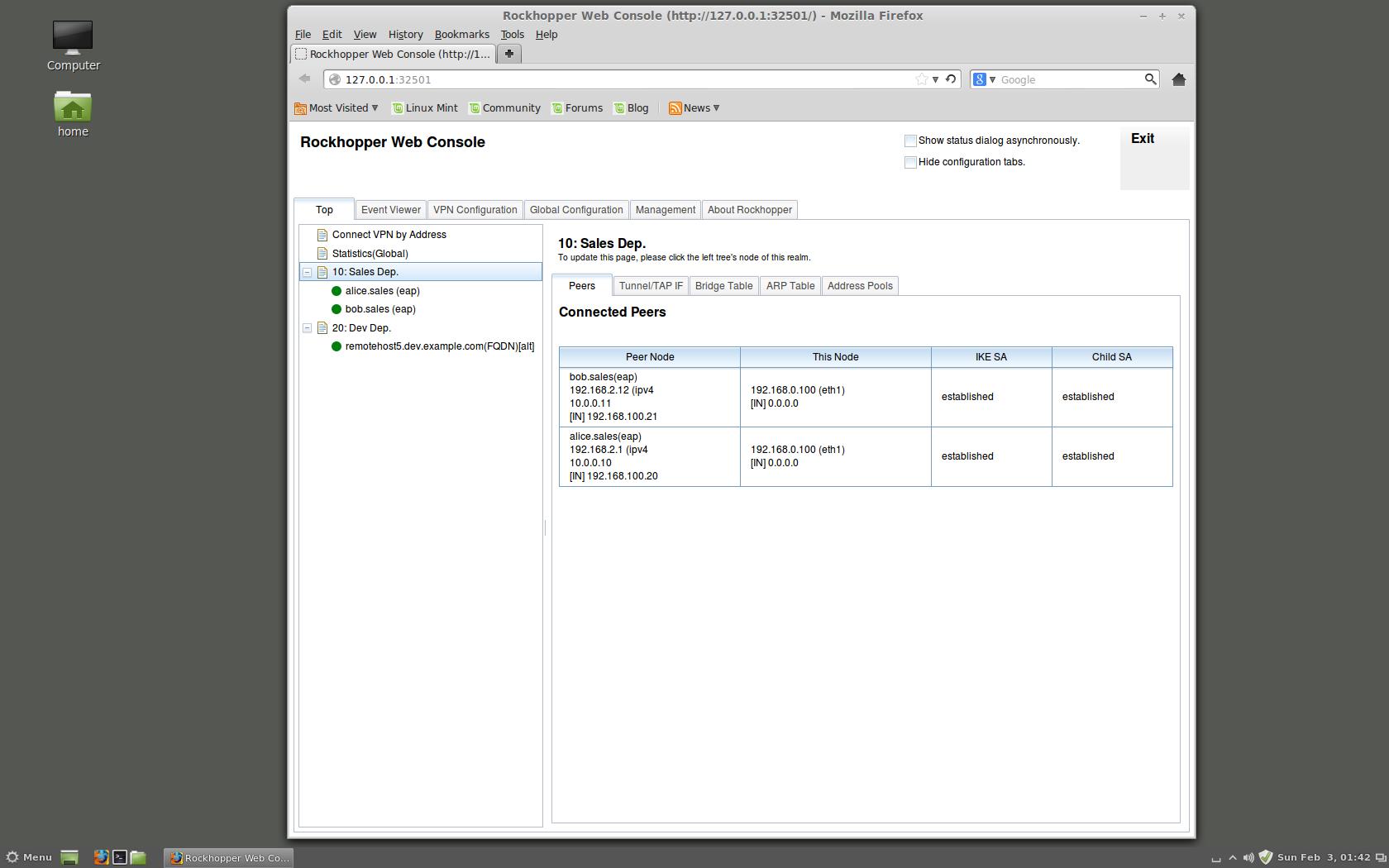 Rockhopper VPN software download | SourceForge net