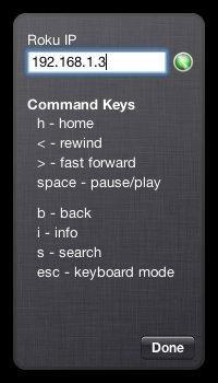 Roku Player Dashboard Remote download   SourceForge net