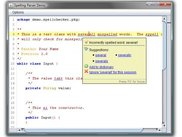 SpellChecker add-on library