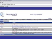 DCS Web Active Employee List