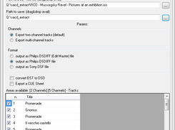 sacd_extract-gui download | SourceForge net