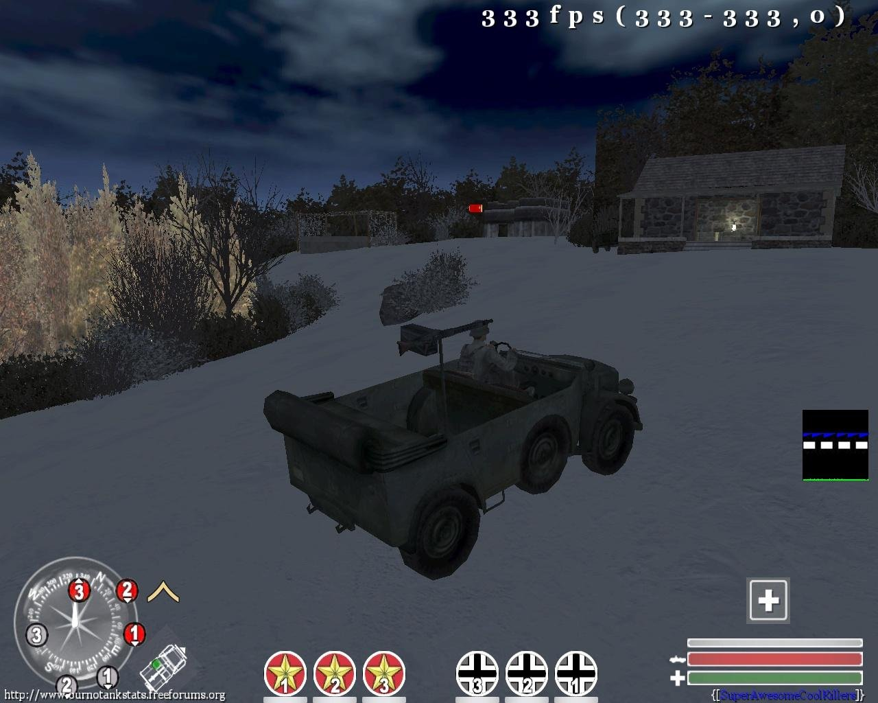 SACKCall of Duty UO 1 51 Maps and Mods download | SourceForge net