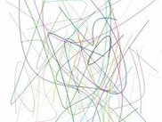 Antialiased Cubic Bezier Curves (40,000/s)
