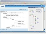 To show an UML diagram of DCC-scenario