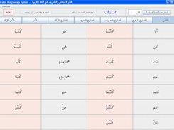 Sarf - Arabic Morphology System download | SourceForge net