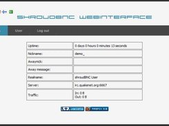sBNC Webinterface download   SourceForge net