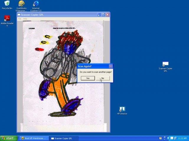 freeware scan multiple pages to pdf