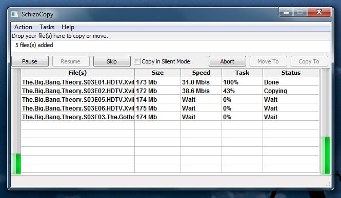 SchizoCopy download | SourceForge net