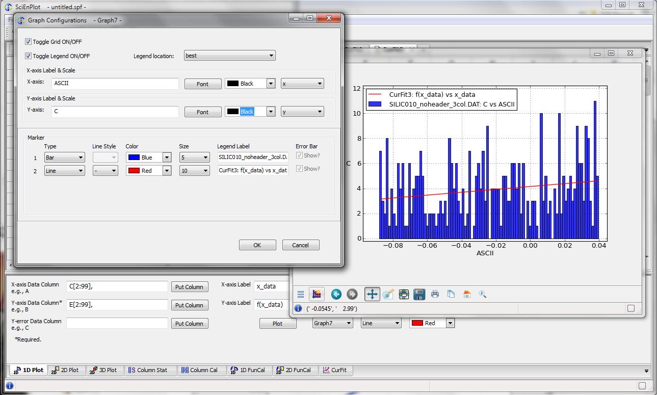 SciEnPlot download   SourceForge net