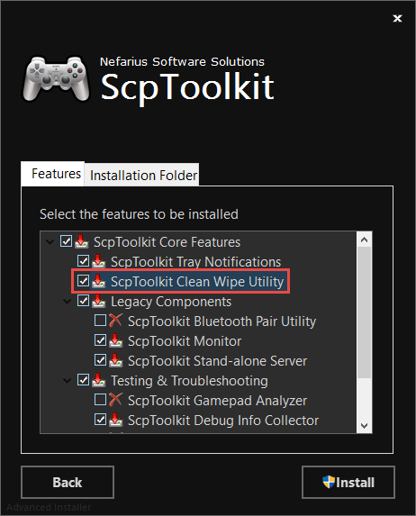 ScpToolkit download | SourceForge net