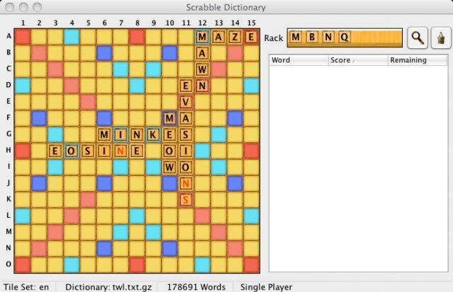 Scrabble Dictionary download | SourceForge net