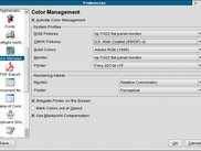 Color Managment Setup In Scribus