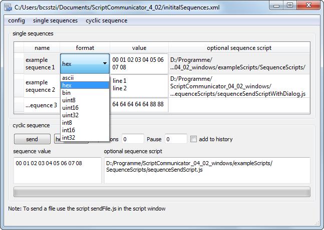 Ubuntu Serial Terminal Client - limoxsonar