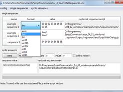 ScriptCommunicator / serial terminal download | SourceForge net
