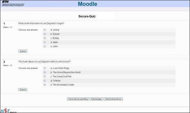 Safe Exam Browser download   SourceForge net