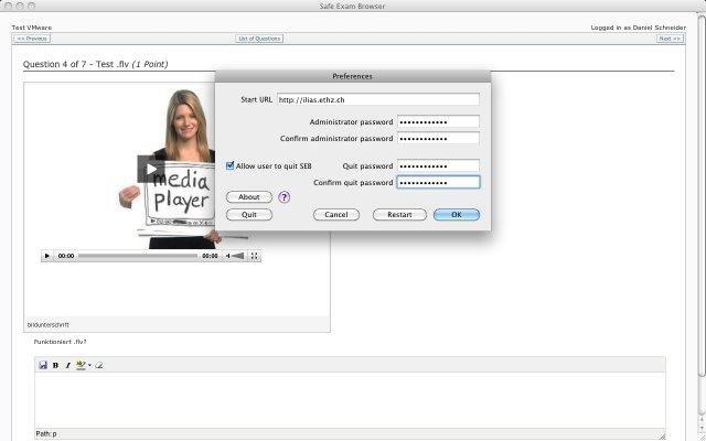 Safe Exam Browser download | SourceForge net