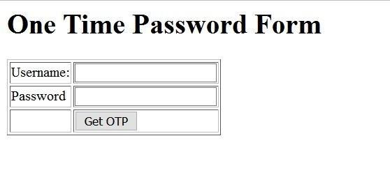 Send OTP SMS PHP download | SourceForge net