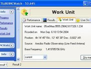 Work unit page