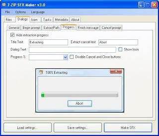 7-ZIP SFX Maker download | SourceForge net