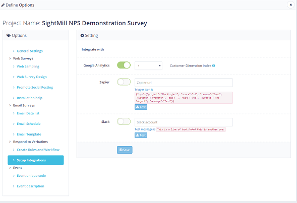 SightMill - NPS Software vs  SurveyMonkey CX Comparison