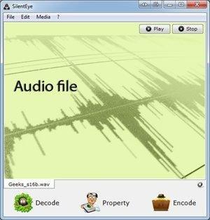 SilentEye screenshot