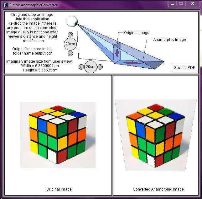 Amazing anamorphic illusions! Youtube.