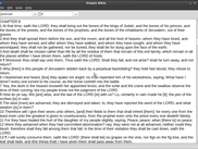 Simple Bible running on Linux Mint