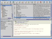 The main window of version 0.25 on AmigaOS4