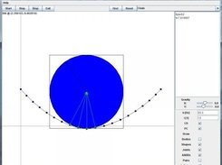 Graphyx, visualization tool for SiMS
