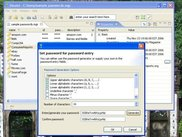 Edit Perspective and password dialog on Windows XP (v0.5)