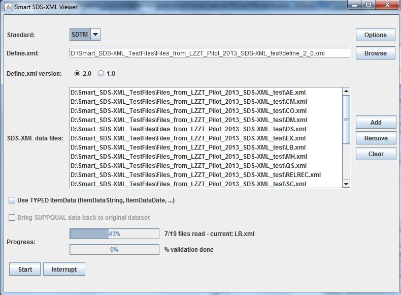 Smart dataset xml viewer download sourceforge smart dataset xml viewer gui sciox Images